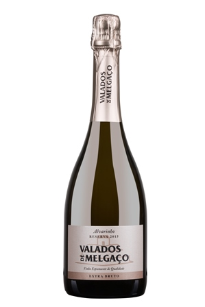 Espumante da Valados de Melgaço distinguido no 50 Great Sparkling Wines of the World