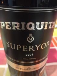 Periquita Superyor 2008