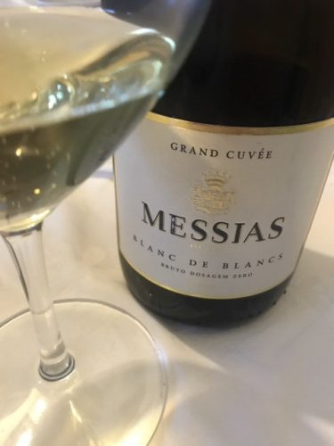 Messias Blanc de Blancs Grand cuvée 2011